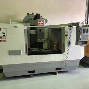 CENTRO HASS VF5 CNC